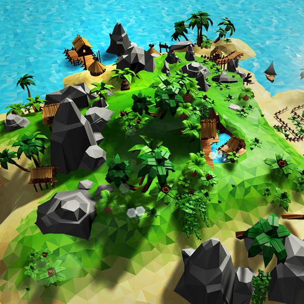 geoland-tropical-island